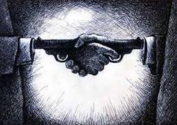 دوقطبی جنگ و صلح عاملی گمراهکننده برای تأثیر بر رأی مردم