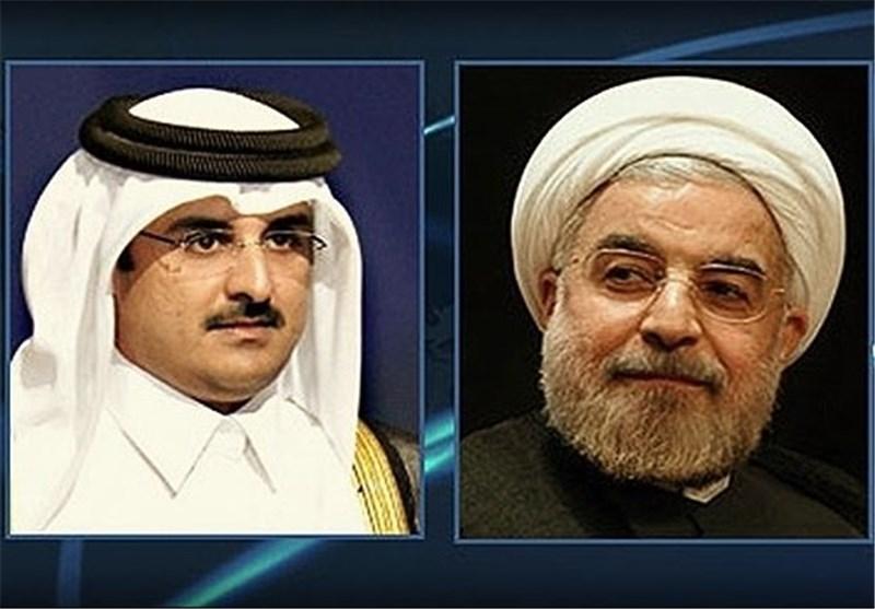 محاصره قطر قابل قبول نیست/ فضای هوایی، زمینی و دریایی ایران همواره به روی قطر باز است