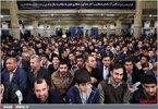 مراسم ترحیم حجتالاسلام هاشمی رفسنجانی در حسینیه امام خمینی(ره)