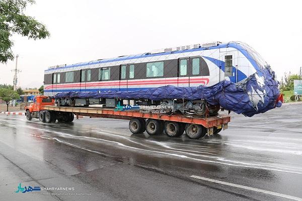 200 واگن قطار بازنشسته می شوند ورود57 دستگاه واگن مترو به ناوگان حمل و نقل ریلی شهر تهران