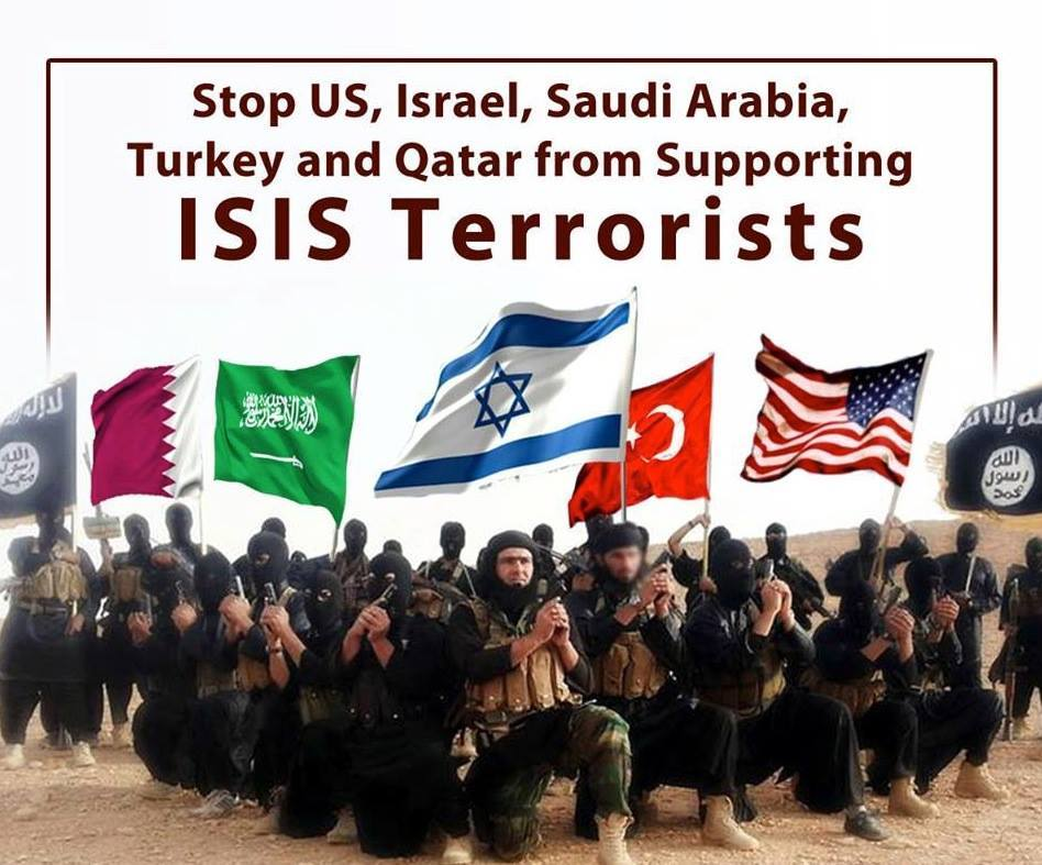 نگاهی به اسناد و شواهد حمایت آمریکا از داعش