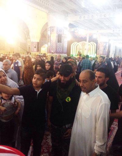 فرشته مرگ داعشی ها در مشهد!