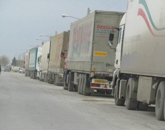 صدور 87 هزار تن کالا از خراسان رضوی به تاجیکستان