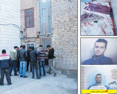 حمام خون در مرخصي زندان
