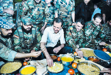 بسيج مقاومت براي آزادسازي حلب