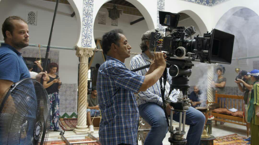 جمال شورجه فیلم ضد استعماری خود را در الجزایر کلید زد