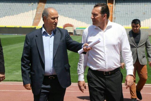 فدراسیون فوتبال و ویلموتس به اختلاف خوردند