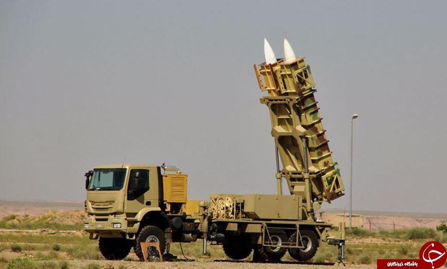 توان دفاعی ایران