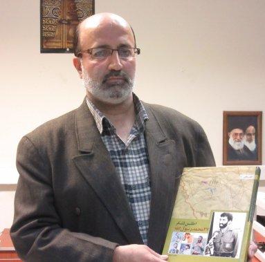 شرح ۲۳ عملیات رزمندگان تهرانی در یک کتاب