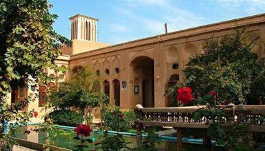 رزرو هتل آپارتمان سنتی در شهر تاریخی یزد