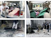 حمام خون سرباز امريكايي با كشتن دهها افغاني در قندهار