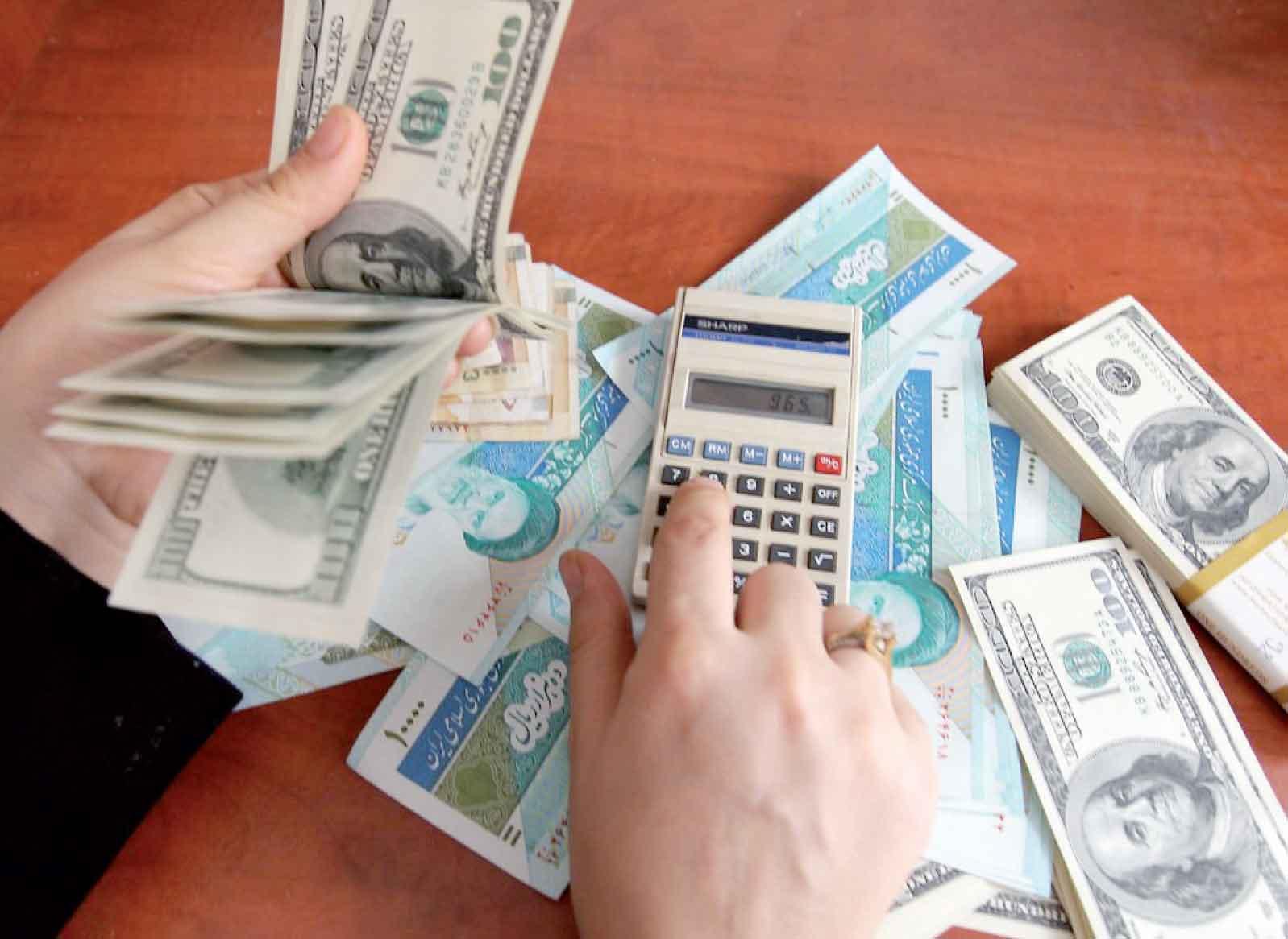 تاثیر حذف ارز مرجع و افزایش سود بانکی بر بازار آزاد ( دنیای اقتصاد - خسرو یعقوبی )