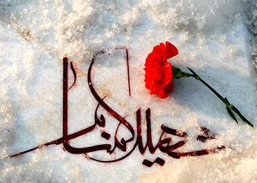 پیکر پاک یک شهید گمنام در کرمانشاه تشییع شد