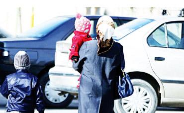زنان خانهدار دارای سه فرزند بیمه میشوند